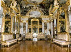 Salón de Baile. Archivo Museo Cerralbo