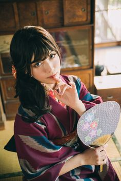 Japanese Yukata, Kimono Japan, Japan Girl, Portraits, Sexy Asian Girls, Female Portrait, Kimono Fashion, Traditional Dresses, Beauty Women