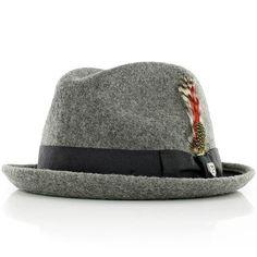 Brixton cappello nero fedora e3d95996cfb1