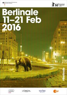 | Berlinale | In Focus | Berlinale Topics | Festival Poster 2016