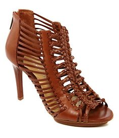 Gianni Bini Carolinah Braided Sandals   Dillard's Mobile