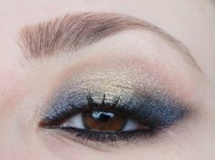Make Up Look: Sultry Smokey Using the Sleek Storm Palette by Blog of Shadows on SheSaidBeauty
