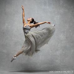 "Misty Copeland, Principal dancer, American Ballet Theatre Dress by…"""