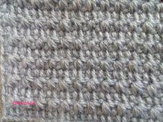 Tunus İşinde Farklı Bir Teknik Örgü Modeli - YouTube Tunisian Crochet, Diy And Crafts, Youtube Youtube, Tricot, Crochet Stitches, Craft Work, Breien