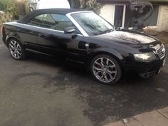 Audi A4 CABRIOLET 2.4 Sport 2dr....another dream car