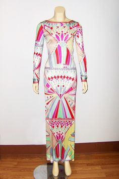 Emilio Pucci Vintage Dresses On Sale Emilio Pucci Vintage Dress