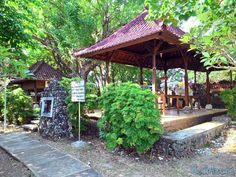 A fully detailed information and guide about Nusa Dua Mini Island in Bali Bali Holidays, Bali Travel, Travel Destinations, Pergola, The Incredibles, Outdoor Structures, Island, Explore, Places