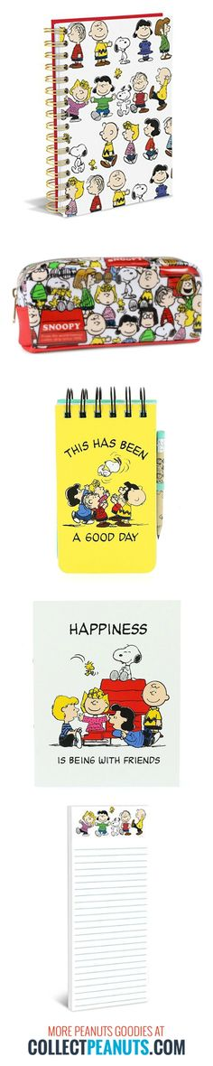Captivating Snoopy Office Supplies