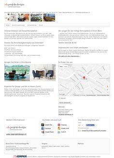 eb projekt design gmbh,  Dübendorf, Inneneinrichtung, Einrichtungskonzepte, Innenarchitektur