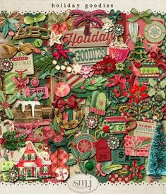 New Products | Shabby Miss Jenn Designs Christmas Love, Christmas Crafts, Xmas, Love Holidays, Time To Celebrate, Goodies, Shabby, Merry, Scrapbooking
