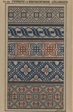 Gallery.ru / Фото #35 - старинные ковры и схемы для вышивки - SvetlanN Cross Stitch Art, Cross Stitch Borders, Cross Stitch Designs, Cross Stitching, Cross Stitch Embroidery, Embroidery Patterns, Cross Stitch Patterns, Knitting Charts, Knitting Stitches