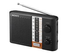 ICF-F12 : Transistor Radio : Radio : Sony India