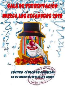 Grupo Mascarada Carnaval: Los Legañosos se presentan este sábado ante su púb...