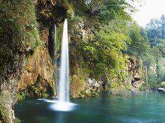 Plitvice Lakes National Park- Croatia