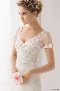 Soft by Rosa Clará 2014 Wedding Dresses | Wedding Inspirasi