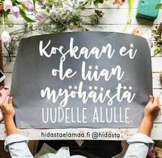 Juuri näin Enjoy Your Life, Mood Boards, True Love, Everything, Sayings, Words, Instagram Posts, Quotes, Ideas