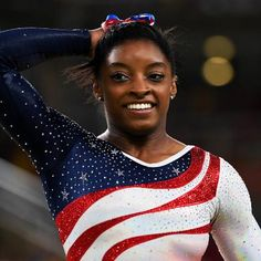 Hot: Olympic Gymnast Simone Biles Has a Giant Crush on Zac Efron—and the Feeling Is Mutual