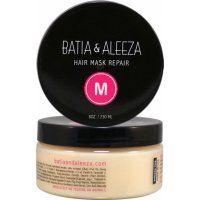 Fall Hair Products - Batia & Aleeza Hair Mask Repair (Type 3 Curly)