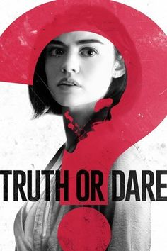 First trailer, poster, and new photos from 'Truth or Dare,' the horror thriller starring Tyler Posey and Lucy Hale. Films Hd, Imdb Movies, 2018 Movies, Movies Online, Tyler Posey, Truth Or Dare Online, Truth And Dare, Film 2017, Free Movie Downloads