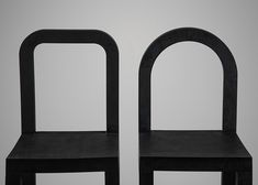 Chair for Dali in rubber by Kei Harada