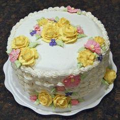 Cake Decorating Classes Gainesville Fl : Cake design on Pinterest Buttercream Cake, Piping ...