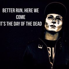 Day of the dead by HollyWood Undead  *My edit*