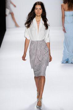 Badgley Mischka Spring 2015 Ready-to-Wear -