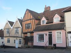 Crooked House, Lavenham, Suffolk