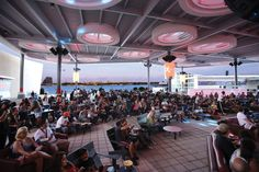 Miami Heat's Summer Movie Night Series: For the Miami Heat's Summer Movie Night series, attendees experience movies on a 6-foot, ultra-high-definition LED screen with a 70,000-watt sound system. The series also offers free admission, parking, and popcorn.