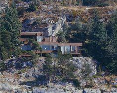 Graham House By Arthur Erickson