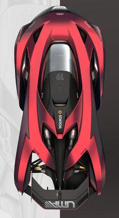 UMA GT + Wasfire Racing on Behance by Klaud Wasiak
