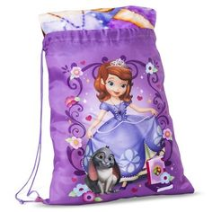 Disney® Sofia the First Throw in a Backpack