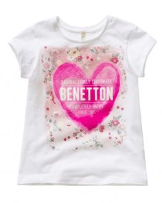 Girls t-shirts and tops | Benetton