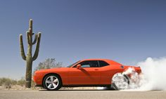 Muscle cars: 20 that made history.  2008 Dodge Challenger SRT8