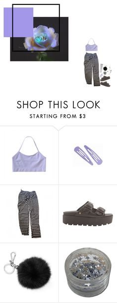 """""""e l e c t r i c s h o c k"""" by floralian ❤ liked on Polyvore featuring Topshop, Windsor Smith and Michael Kors"""
