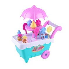 Birthday Gifts For Kids, Kids Gifts, Toddler Toys, Kids Toys, Fruits For Kids, Kids Fruit, Fruit Ice, Ice Cream Cart, Interactive Toys