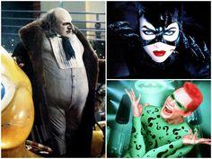 #Batman de aniversario: recuerda a sus enemigos en el cine.