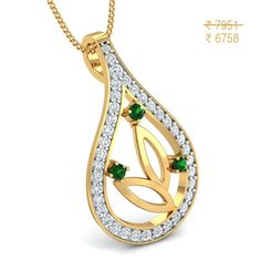 A Drop Pendant is an Elegant and Classic piece of Gold jewelry which has drop shape and studded with white stones. Buy Drop Pendant from Aurobliss Jewelers for your loved one. Gold Pendant, Pendant Necklace, Pretty Black Dresses, Diwali Sale, Diwali Gifts, Romantic Dinners, White Stone, Gold Jewelry, Jewellery