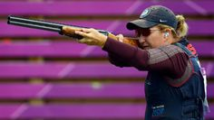 London 2012:  Kimberly Rhode - The shooter became the first U.S. athlete to win an individual medal in five straight Olympics.