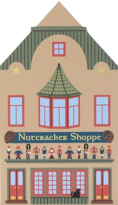 "Nutcracker Ballet Nutcracker Shoppe | According to German folklore, nutcrackers were given as keepsakes to bring good luck to a family and protect their home. They were  very functional in social settings as guests lingered over the dessert course which included pecans and hazelnuts. The legend of the nutcracker lives on as a holiday tradition in Tchaikovsky's ""Nutcracker Suite"" performed as a ballet throughout the world."