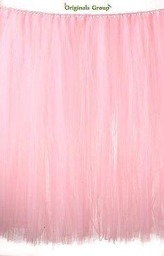 Tulle 20942: Originals Group Tutu Table Skirt , Mint Tulle Tutu Table Skirt Decor, Birthday 1 -> BUY IT NOW ONLY: $48.24 on eBay!