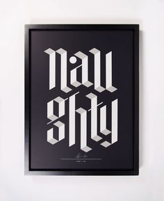 Naughty or Nice by Brian Gartside