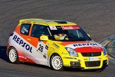 Campeonato de España de Rallyes: Arranca la temporada 2012 para el equipo Suzuki Ibérica Motor Sport