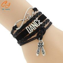 Dance Bracelet - Black