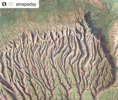 #Repost @amapaday with @repostapp  Panoramic View of the Mesa Verde National Park Colorado. Made by John H. Renshawe for the U.S. Geological Survey in 1914.  Date estimated. Shaded relief without contours. Full color artistic rendering of the park. Part of a series for the national parks.  Mesa Verde National Park is a National Park and World Heritage Site located in Montezuma County Colorado. It protects some of the best preserved Ancestral Puebloan archeological sites in the United States…