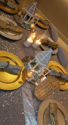 #ramadan #dinner #decorations #inspiration #ideas #latern table setting #dinnerparty #designed by #luxuria #arabicdjinflorida