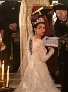 Adelaide Kane as Mary Stuart, Queen of Scots in Reign