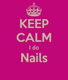 I do nails