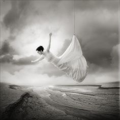 Flying without Photoshop by yves.lecoq, via Flickr