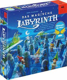 Drei Magier Spiele 40848 - Das magische Labyrinth, Kinderspiel des Jahres 2009 Schmidt Spiele http://www.amazon.de/dp/B001O2S9RY/ref=cm_sw_r_pi_dp_Lbvewb0WGNEP8